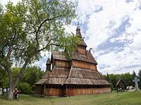 other 3 Hopperstad stavechurch replica